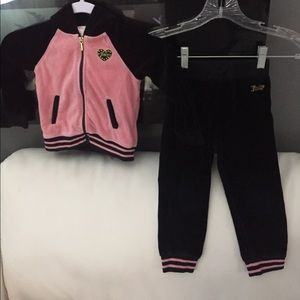 Juicy Couture Girl 3t size